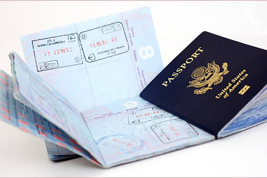 Change name on passport or add new visa pages