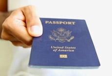 US new passport application
